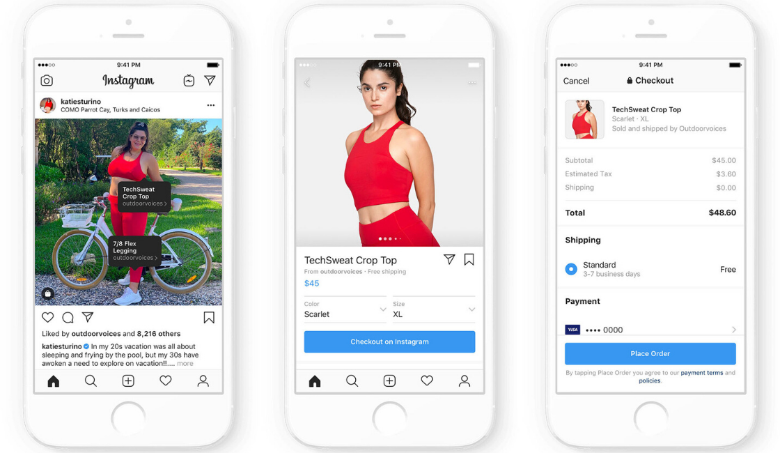 Ventaja-de-vender-en-Instagram-shopping-2-le-permite-promocionar-productos-directamente