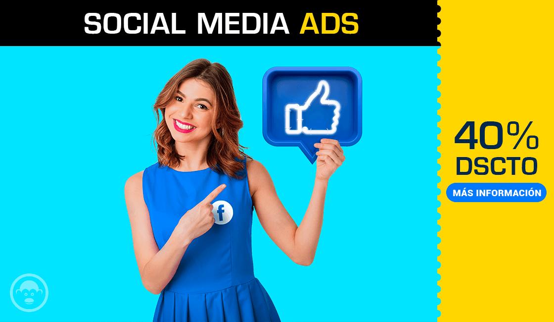 Diplomado Social Media Ads: Experto en gestión de Redes Sociales en Los Olivos