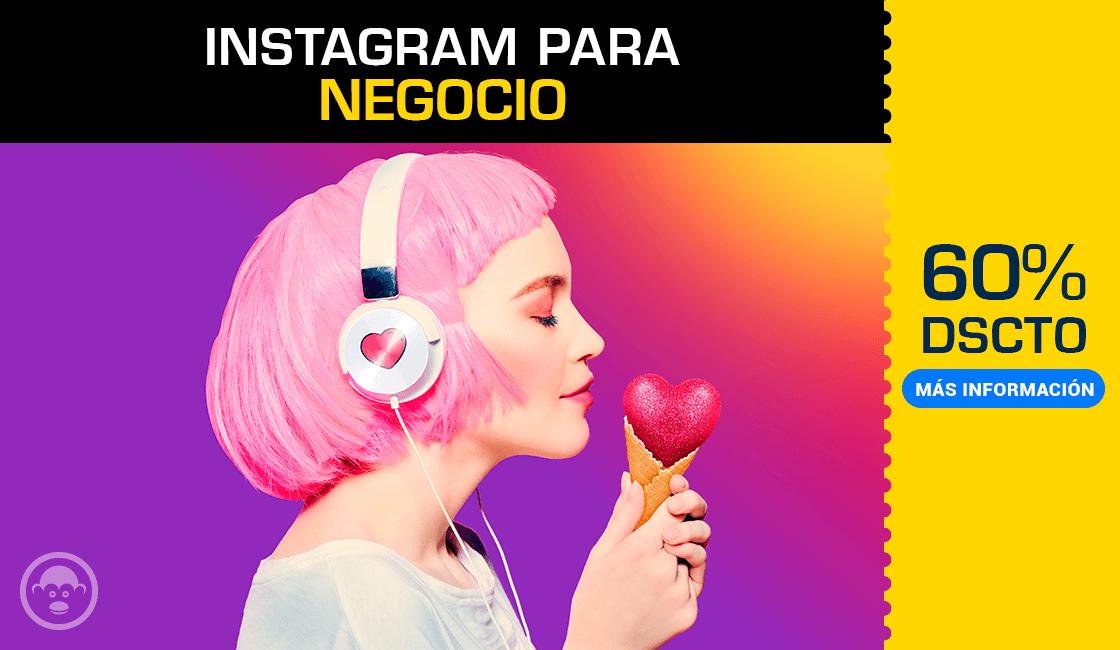 Instagram para Negocio: La red Social más usada por los influencers en Los Olivos