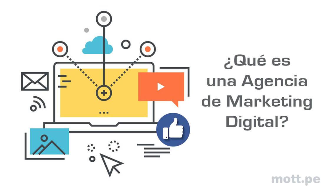 qué es una agencia de marketing digital