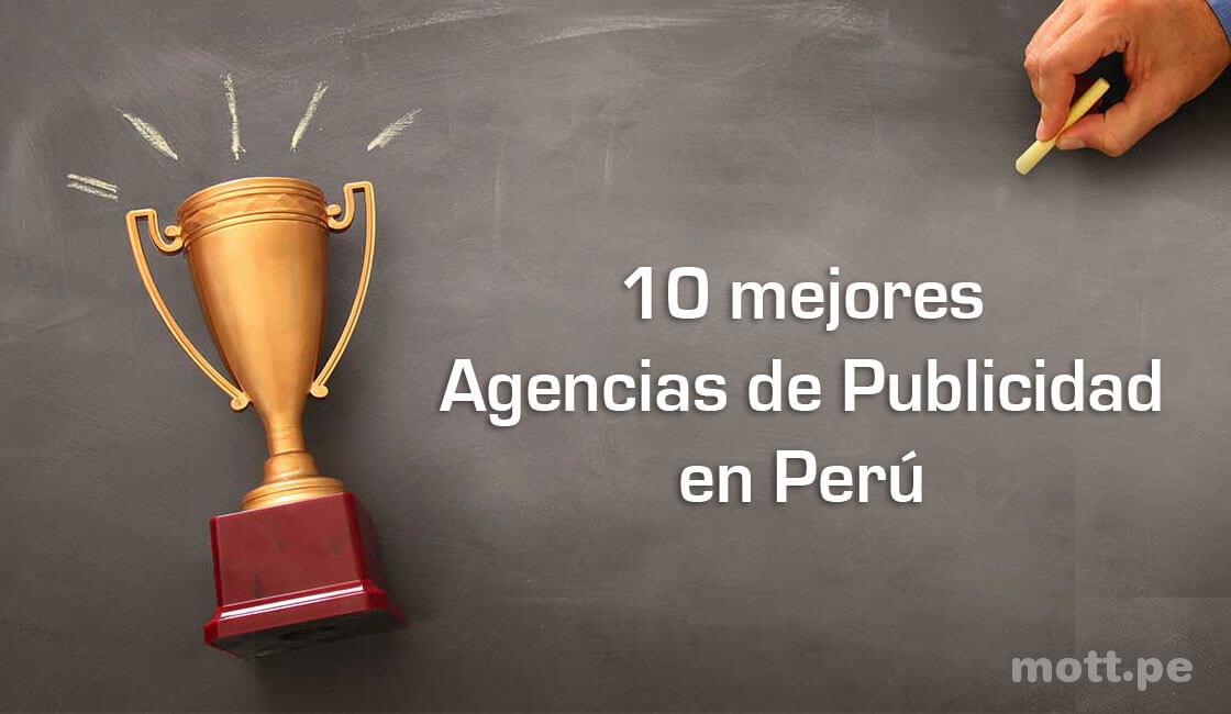 lista mejores agencias de publicidad Lima Perú