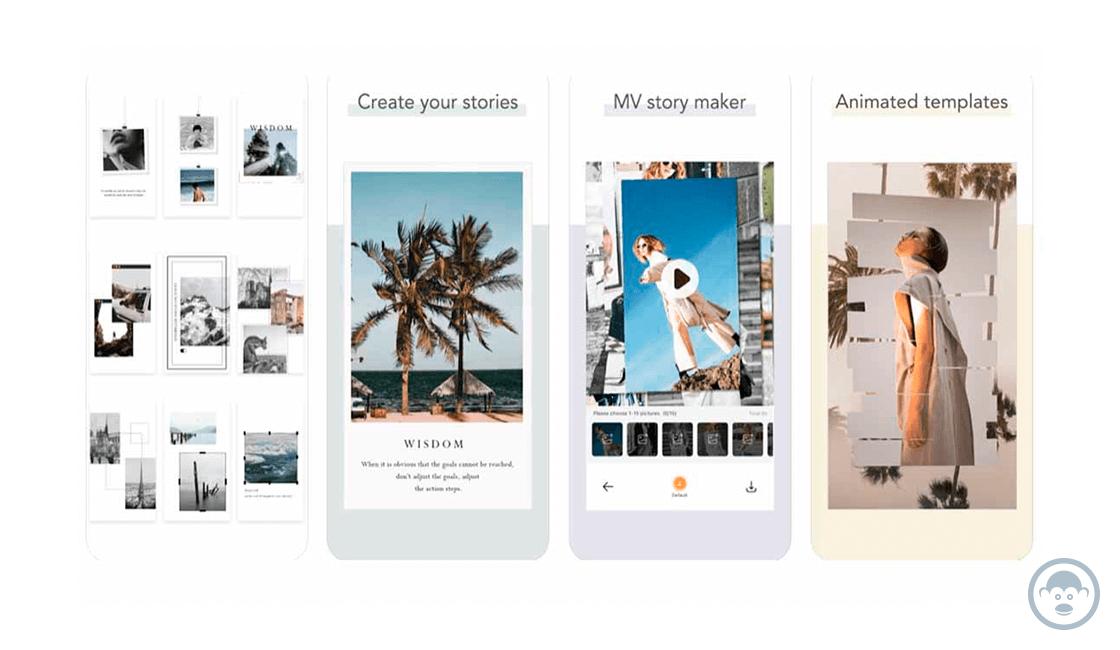 StoryChic, personaliza tus stories