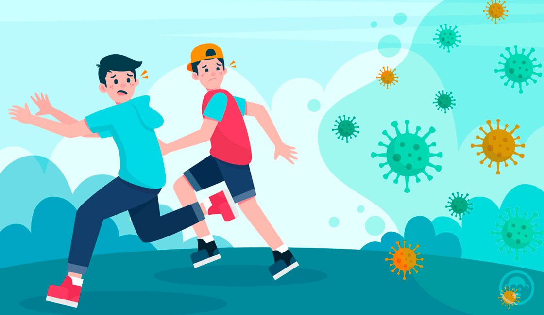 concientización ante coronavirus