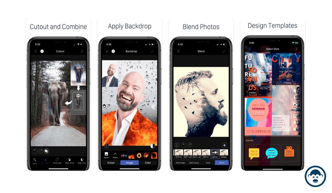 aplicaciones para editar fotografías