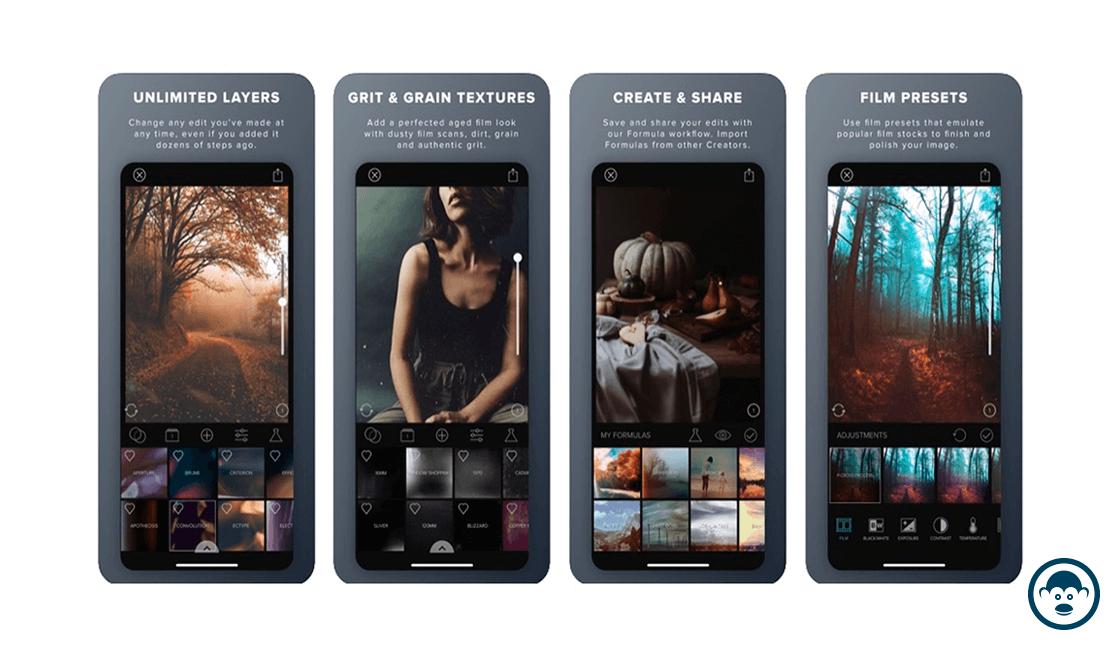 Las 25 mejores aplicaciones para editar fotos 2020