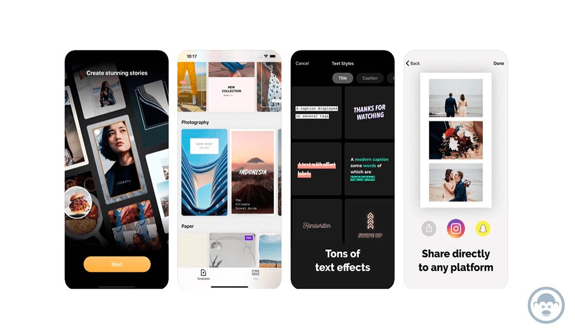 las mejores 15 apps para instagram stories del 2020