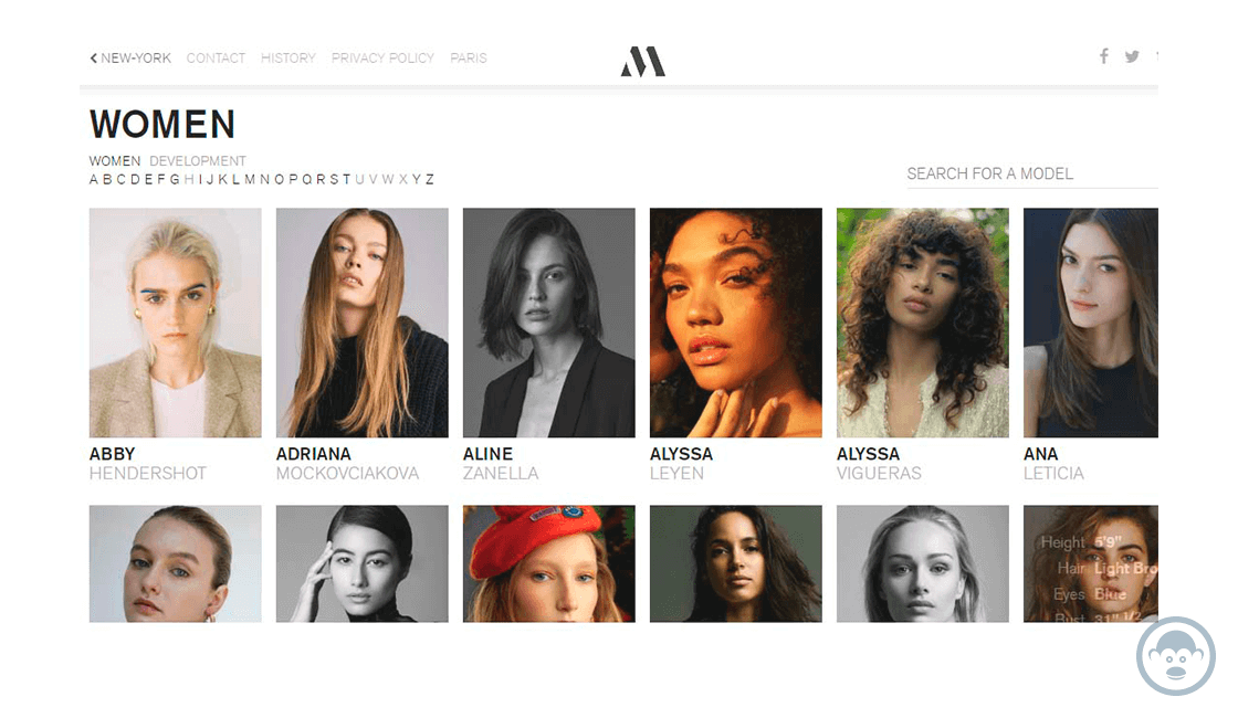 las mejores agencias de modelaje en el mundo