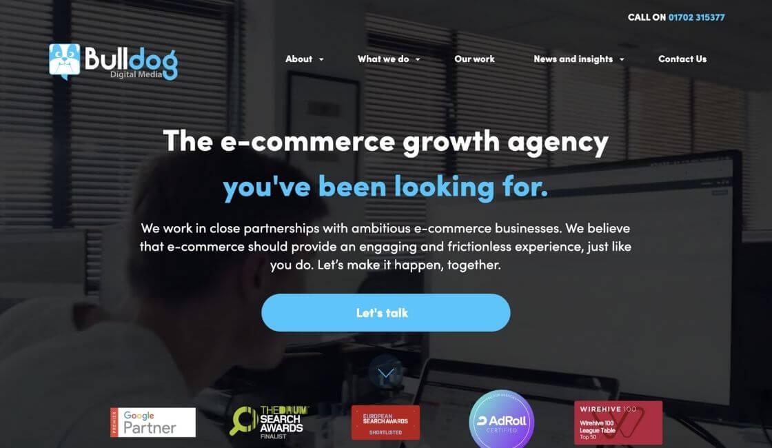 top 100 de agencias de marketing digital
