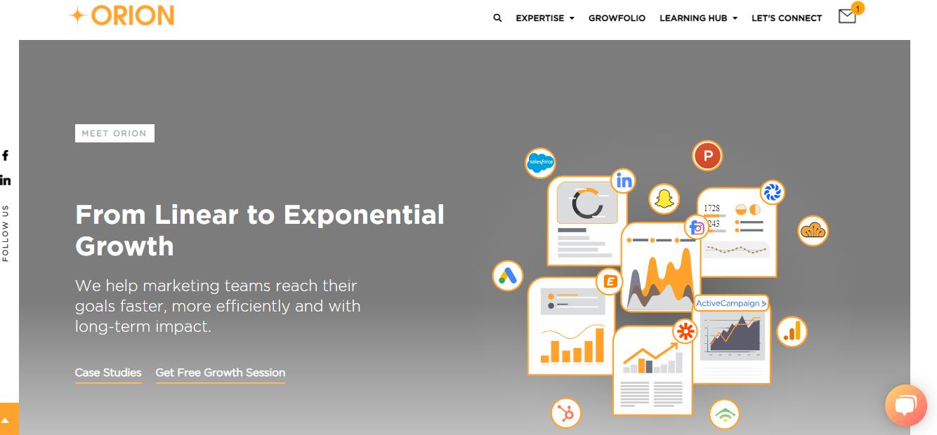 orion agencias de marketing digital