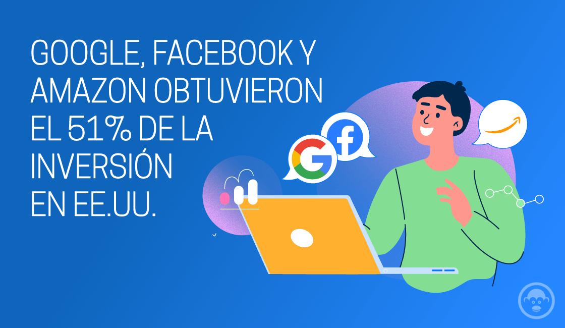 Google facebook Amazon inversion
