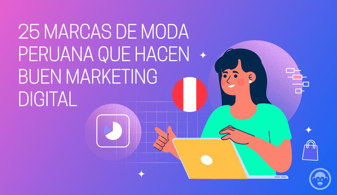 marcas peruanas de moda con un buen marketing digital