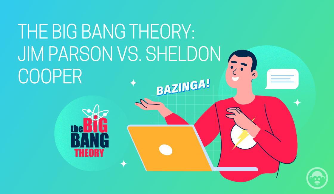 datos curiosos de sheldon cooper y jim parsons