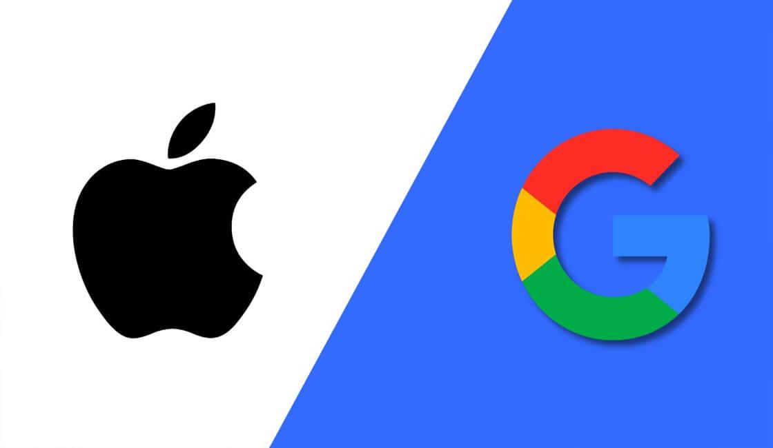 Búsqueda de Google en iOS