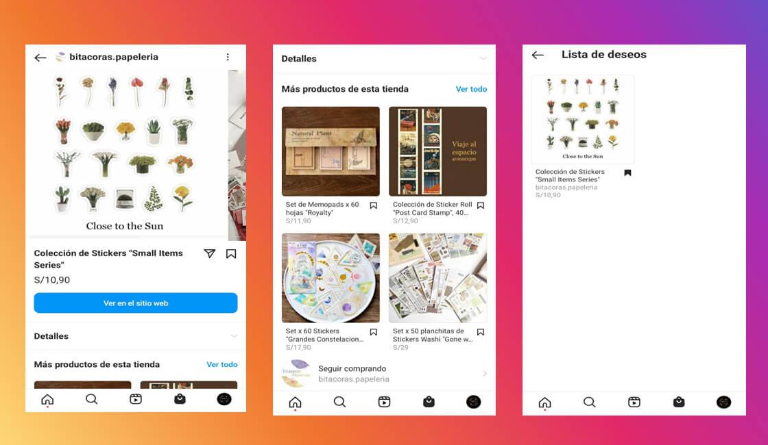 Instagram Shop con nuevas herramientas
