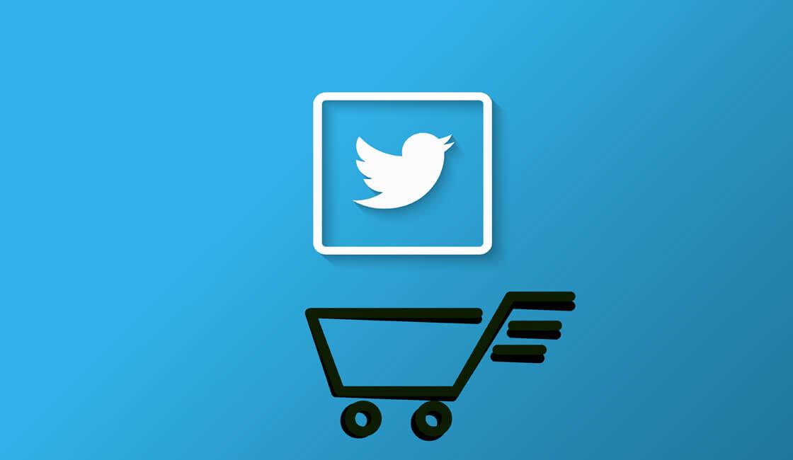 Twitter comercio electrónico funciones