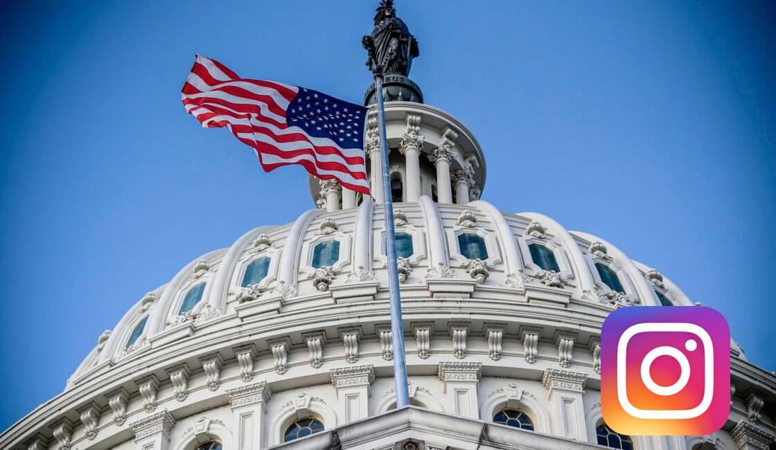 Congreso de Estados Unidos inicia investigación a Instagram