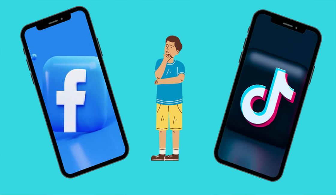 Facebook se enfrenta a TikTok