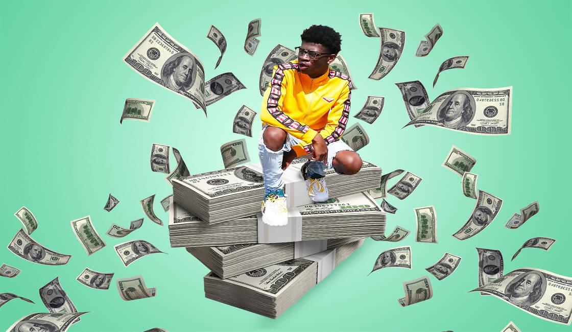 Lil Nas X ofrece dinero por ser gay