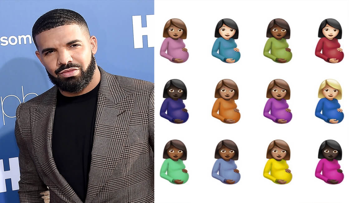 Disco de Drake divertida portada