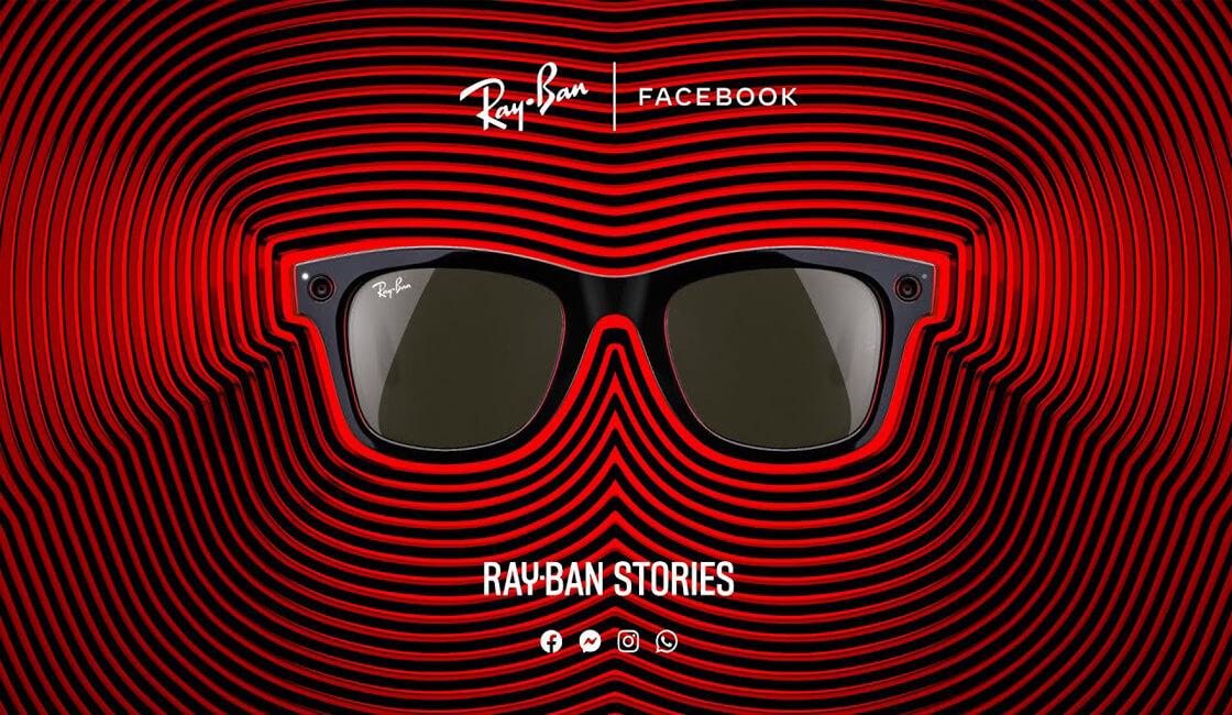 Ray-Ban Stories lentes inteligentes