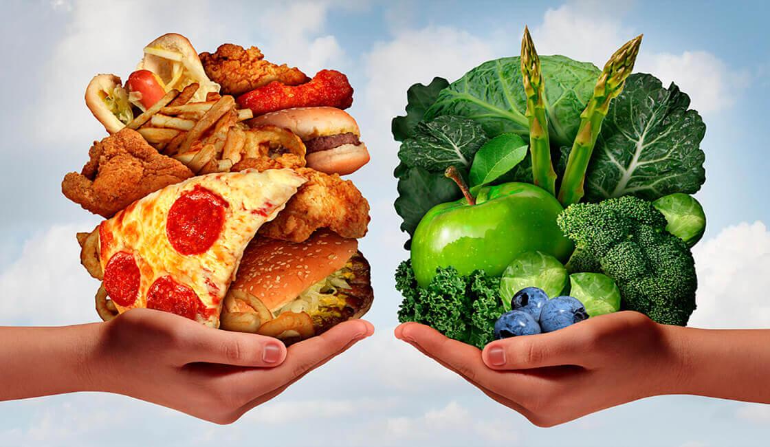 Tendencia de productos veganos