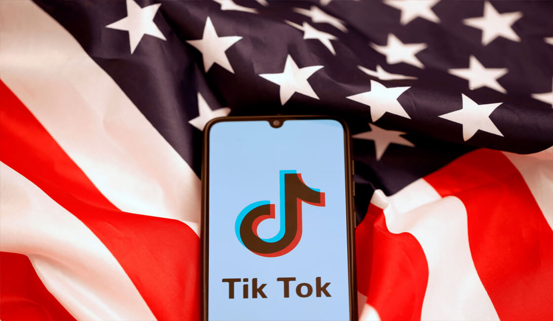 TikTok amenaza para Estados Unidos