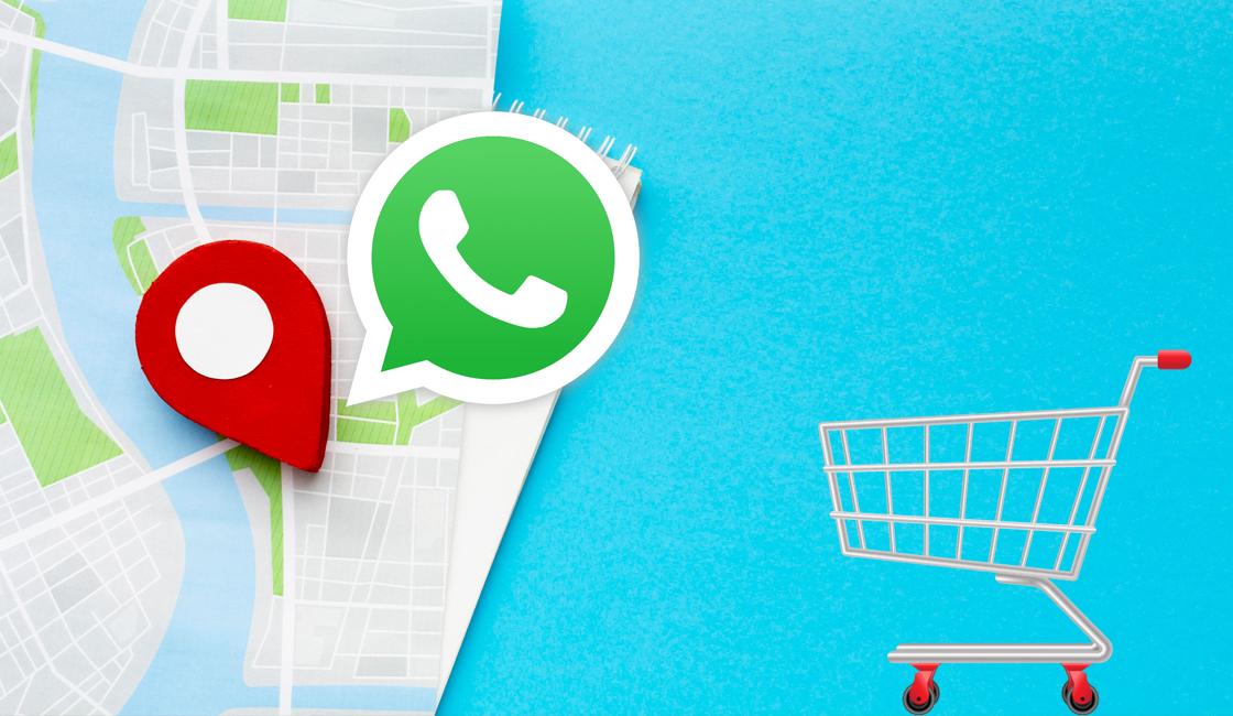 Directorio de tiendas en WhatsApp