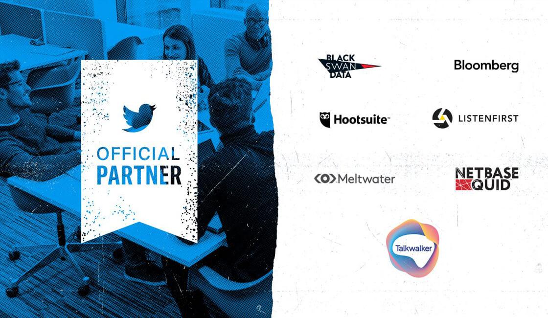 Twitter programa de socios