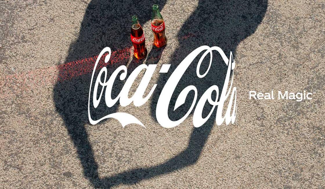 Coca Cola nuevo logo