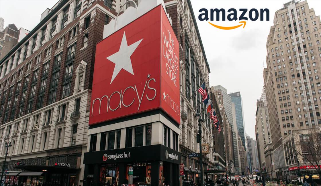 Macy's demanda a Amazon