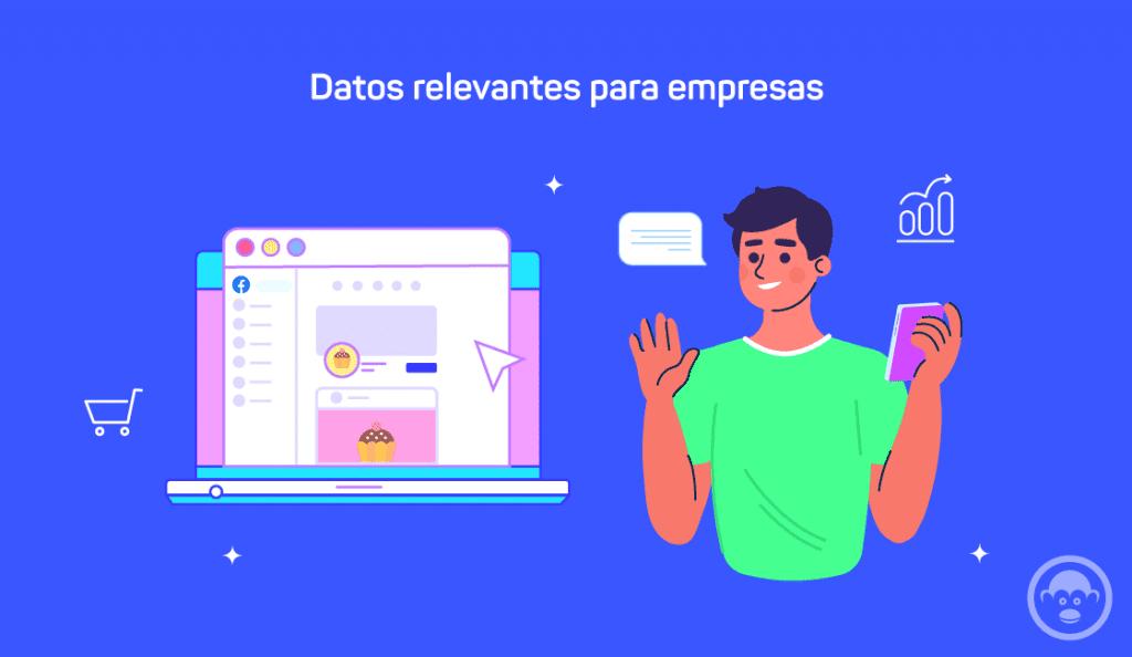 datos de usuarios para empresas