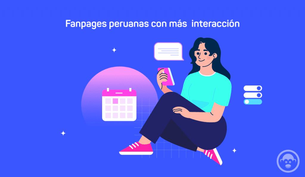 fanpages peruanas con alta interaccion