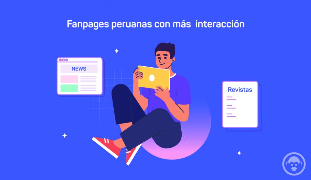 fanpages peruanas con mayor interaccion