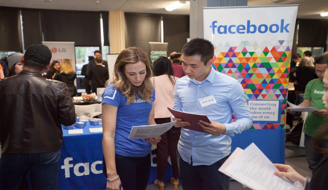 trabajadores de Facebook