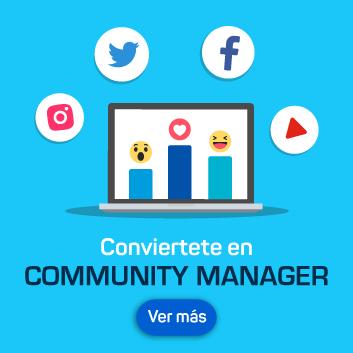 Conviertete en Community Manager