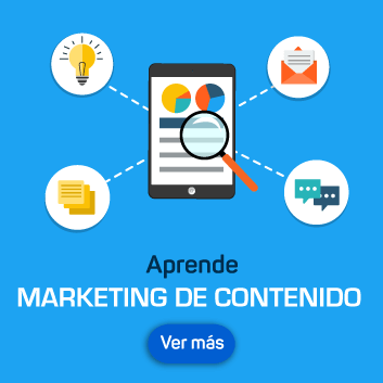 Aprende Marketing de Contenido
