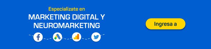 Diplomado en Marketing Digital y Neuromarketing