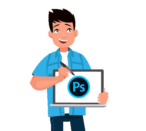 Adobe Photoshop Creativo REMOTO Curso