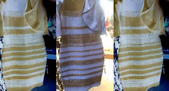 De Qué Color Ves Este Vestido Conoce La Respuesta A Esta