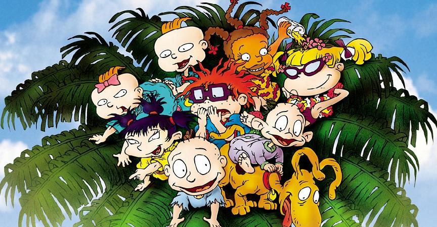 ¿Cómo se verían los Rugrats imaginados como adultos?